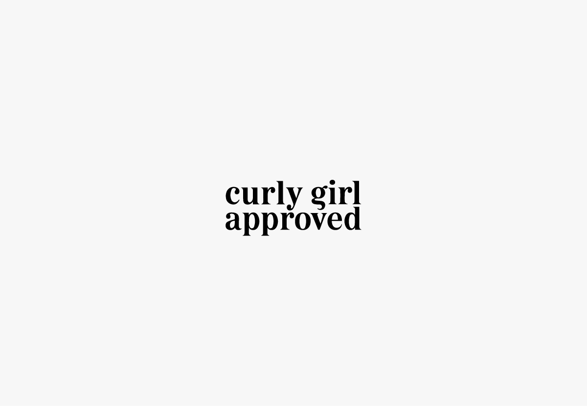 Curly Girl Approved